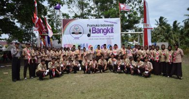 Eksistensi Pramuka Hadapi Bonus Demografi Indonesia